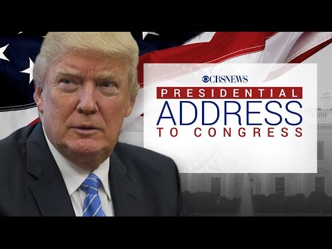 LIVE: Presidential Address to Congress