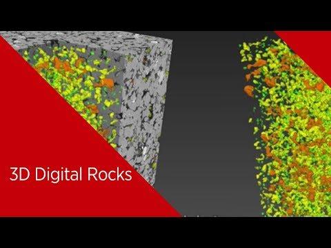 3D Digital Rocks Help Recover Residual Oil
