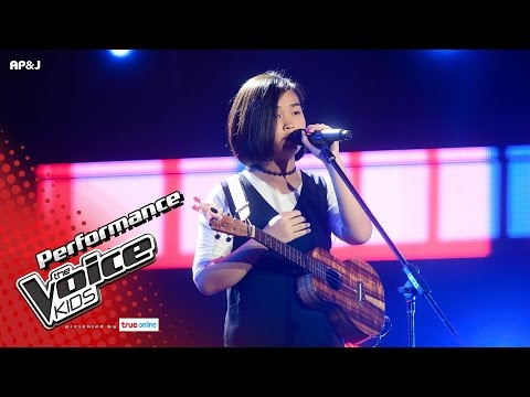 Thumbnail: โมเม - Stand by me - Blind Auditions - The Voice Kids Thailand - 14 May 2017