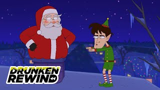 Doug Saves Christmas  Drunken Rewind   Season 3 Episode 3