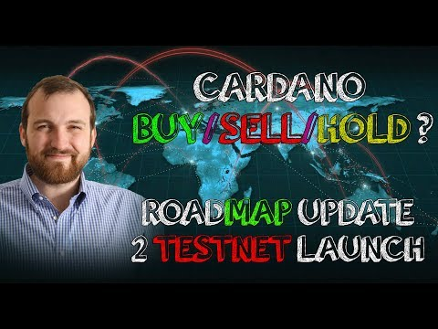 Cardano ADA !! Best Alt Coin ? Buy kare ya Sell ? Price ? Roadmap Update ?