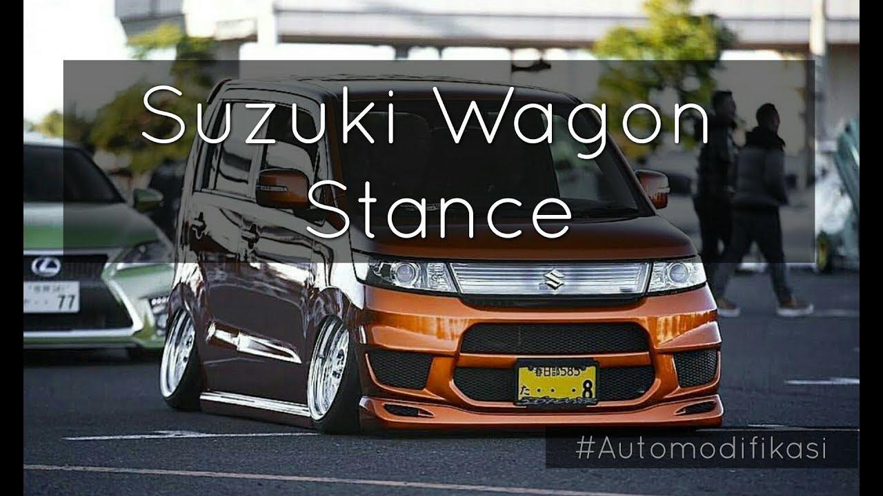 Suzuki Wagon Modifikasi Keren Indonesia