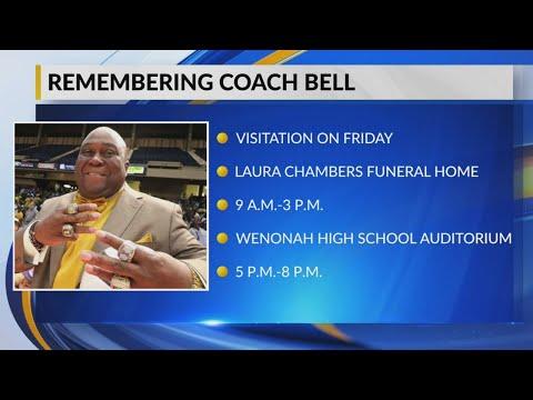 Funeral arrangements for Coach Emanuel Bell