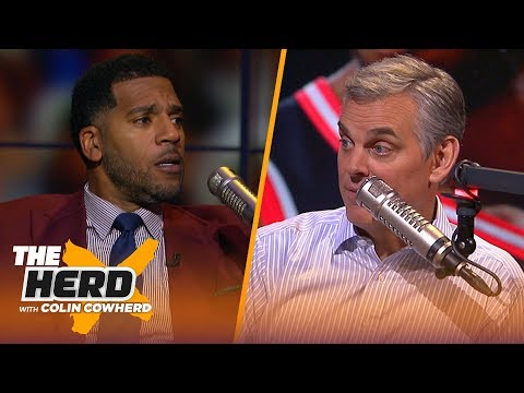 Jim Jackson: Raptors are still the 'perfect fit' for Kawhi, talks KD-Kyrie on Nets | NBA | THE HERD
