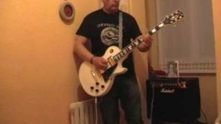 WHITESNAKE LOVE AN´AFFECTION free solo cover