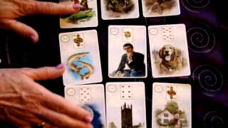 Baby Steps: Your Very First 9-Card Lenormand Reading