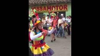 Carnaval blancos y negros sibundoy (Putumayo)