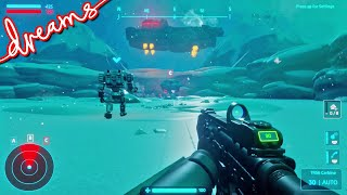 THIS *NEW* FPS GAME IS LEGIT! | Dreams PS4