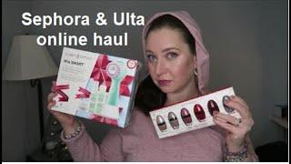 Запаздалое видео о покупках из Sephora и ULTA. Вместо похода в магазин. :) Всё заказывала онлайн.🛍