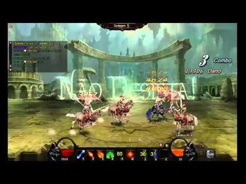 Legend Online Free MMORPG Browser Game