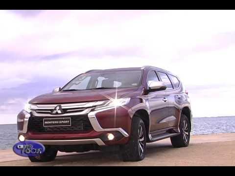 2016 Mitsubishi Montero Sport Review Youtube