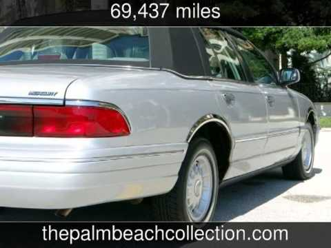 1997 mercury grand marquis ls used cars west palm beach fl 2013 05 24 youtube. Black Bedroom Furniture Sets. Home Design Ideas
