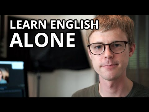 Can I learn English Alone?