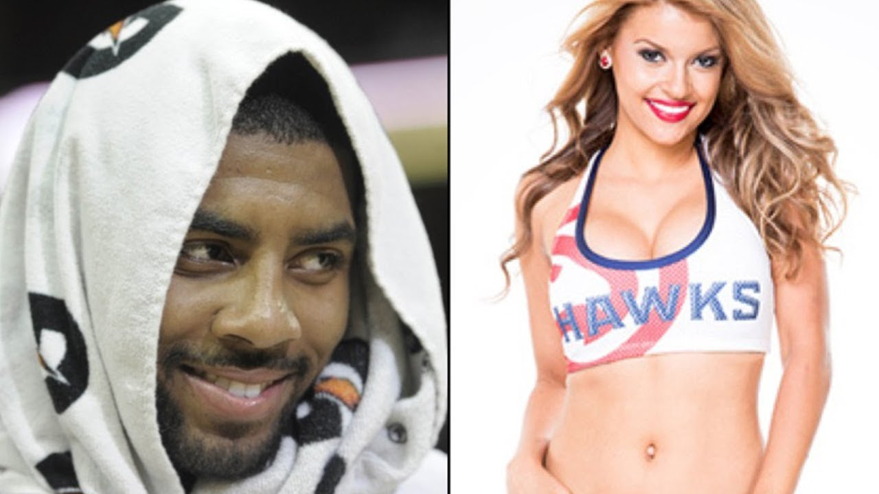 Kyrie Irving HOOKING UP with this Old Girlfriend - YouTube