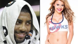Kyrie Irving HOOKING UP with this Old Girlfriend