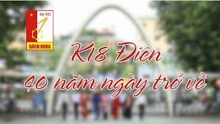 Clip kỷ niệm ngày ra trường của sinh viên Điện K18 đại học Bách Khoa HN