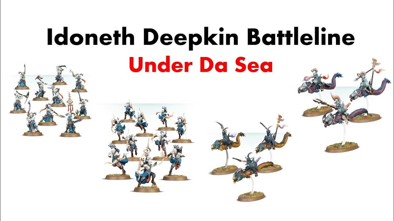 Download Idoneth Deepkin Battleline EXPLAINED
