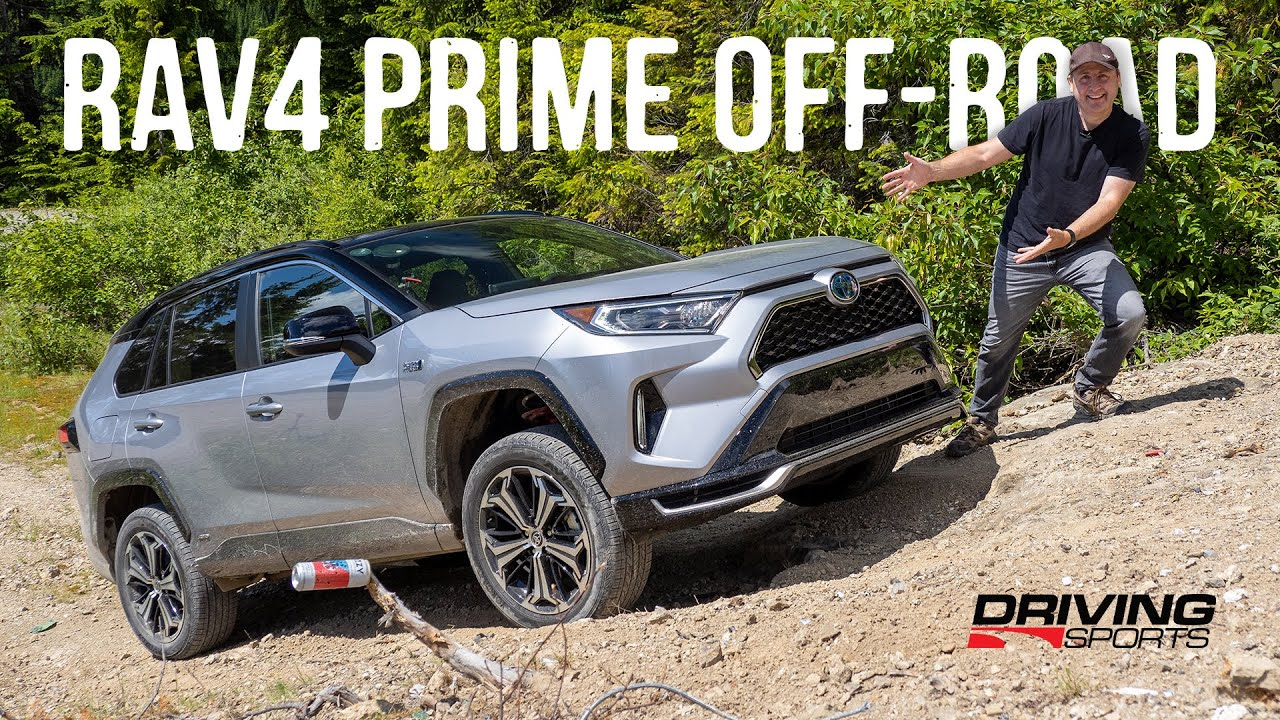 2021 Toyota RAV4 Prime: The 302HP Crossover On and Offroad Review