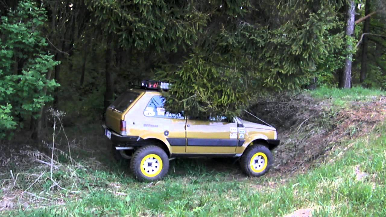 Panda 4x4 off road medza prevod 11 60 youtube for Panda 4x4 sisley off road