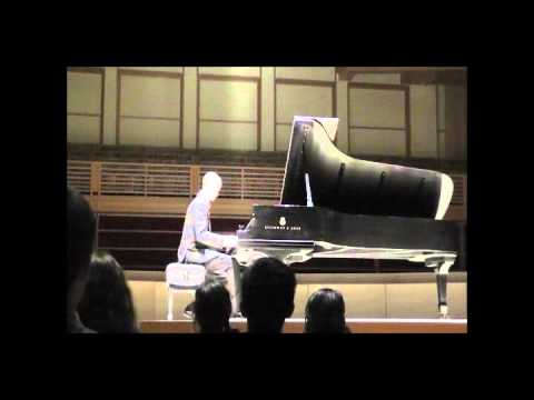Aaron Robinson Piano Recital