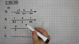 Упражнение 3.6. Алгебра 7 класс Мордкович А.Г