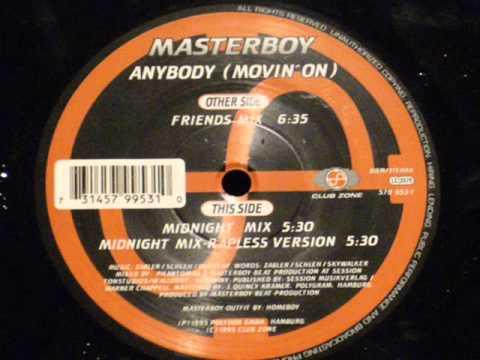 Клип Master boy - Anybody