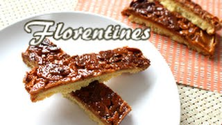 Florentines Recipe スイーツレシピ フロランタンの作り方