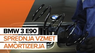 Kako zamenjati Vzmeti BMW 3 (E90) - spletni brezplačni video