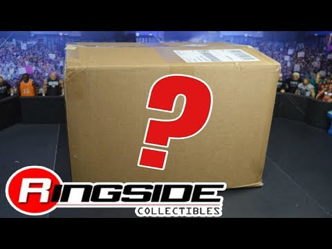 EPIC MYSTERY WWE FIGURE UNBOXING FROM RINGSIDE COLLECTIBLES!