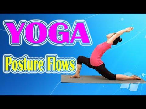 Using YoGa Posture Flows for NonDual Awakening | Nataraja Prep YoGa Flow
