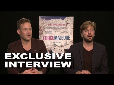 Force Majeure: Ruben Östlund & Johannes Kuhnke Exclusive