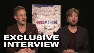 Force Majeure: Ruben Östlund & Johannes Kuhnke Exclusive Interview