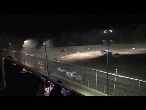 Butler Motor Speedway UMP Modified Feature 5/6/17