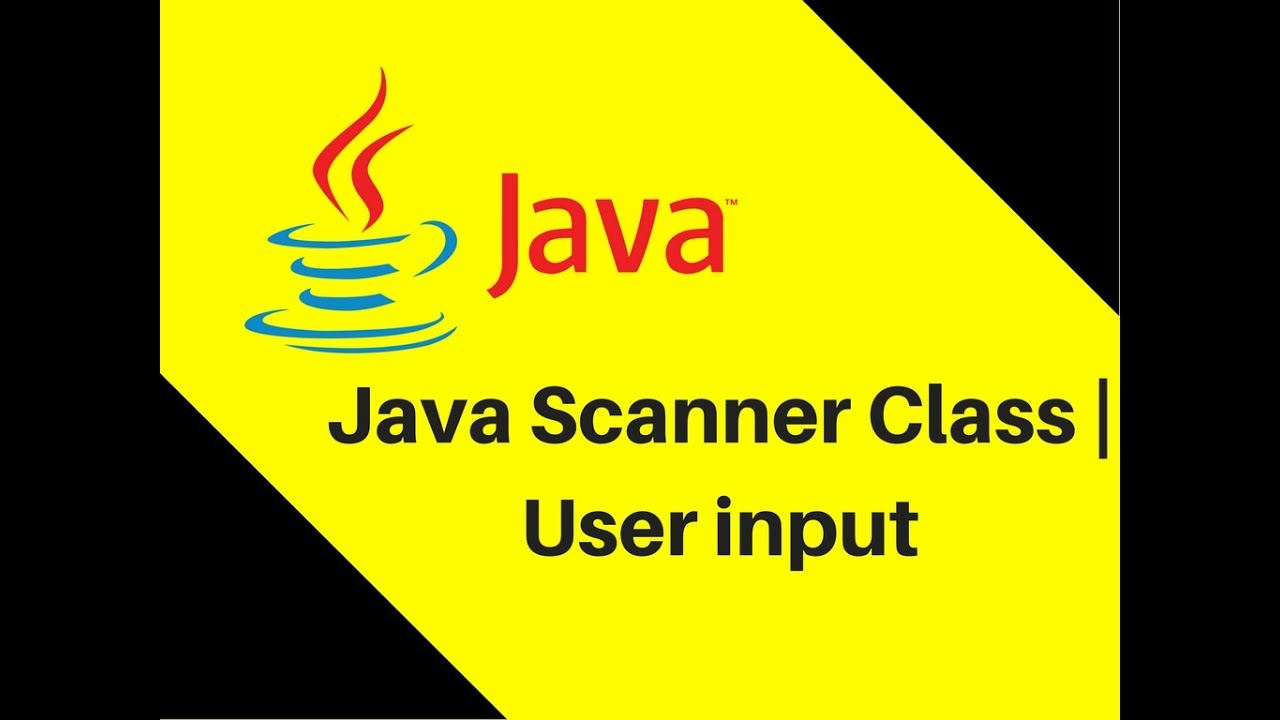 how to get user input java