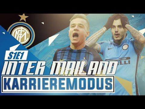 FIFA 16 | Inter Mailand Karrieremodus S1E1 - 100 MIO TRANSFERS! ICARDI GEHT, COUTINHO ZURÜCK!??