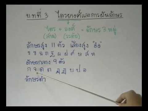 วีซีดีติวเข้มภาษาไทย ม.1 เทอม 1