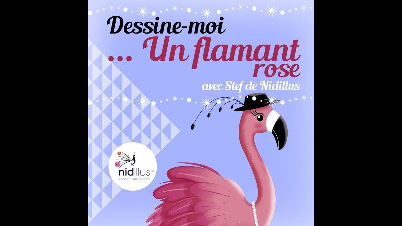 Cours De Dessin Parents Enfants 13 Dessine Moi Un Flamant Rose