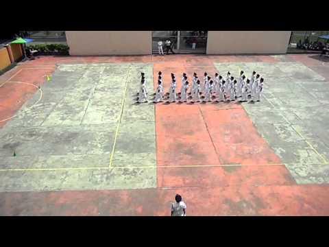 PBSM (P) - JUARA Pertandingan Perbarisan 2011 SMK Aminuddin Baki Kuala Lumpur HD