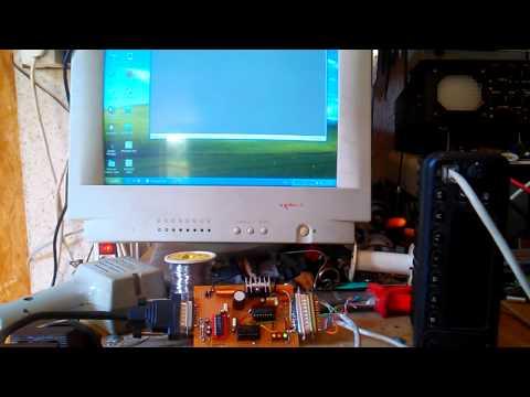 Motorola MCS2000 programing fail - YouTube