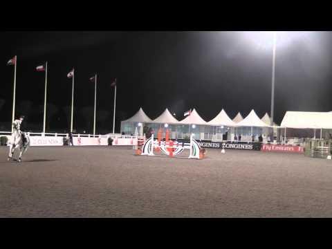 Dubai National Grand Prix competition (Juniors 2013)