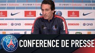 Paris Saint-Germain PRESS CONFERENCE CAEN vs PARIS SAINT-GERMAIN