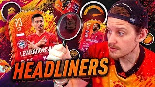MY FIFA 20 HEADLINERS WISH LIST! FIFA 20 Ultimate Team