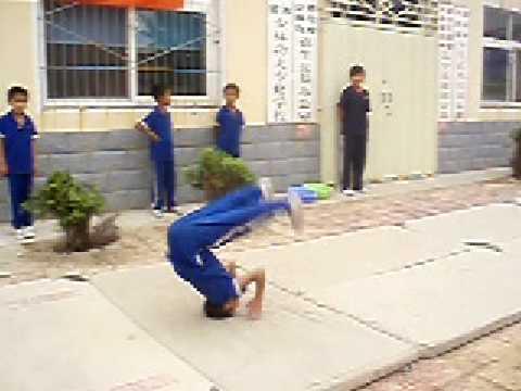 kung fu school in zhengzhou