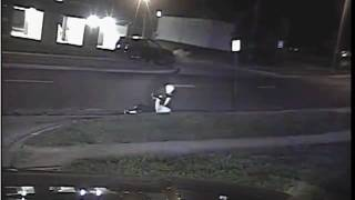 Man Pulls Gun On Cop Who Then Disarms Him Like Petulant Child