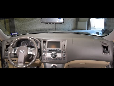 Coverlay® 2006-2008 Infiniti Dash Cover Install. Part # 10-609LL.