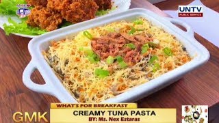How to cook Creamy Tuna Pasta | What