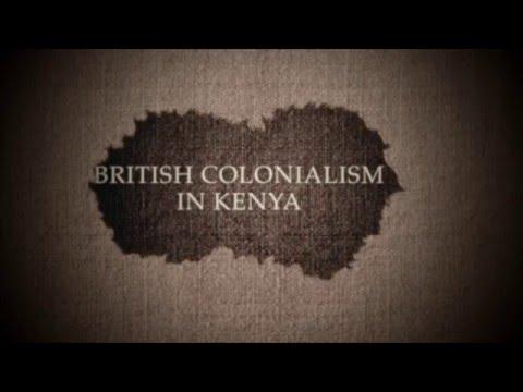 Colonialism Kenya
