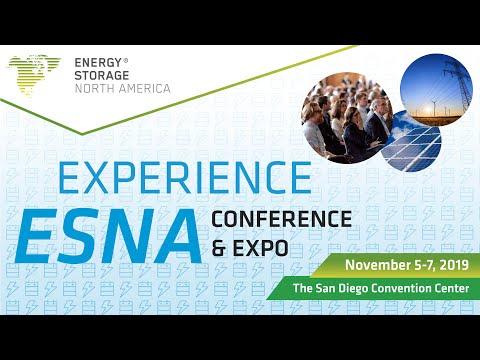 Energy Storage North America | ESNA 2018 Highlights