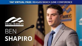 Ben Shapiro LIVE at Reagan Ranch June Conference