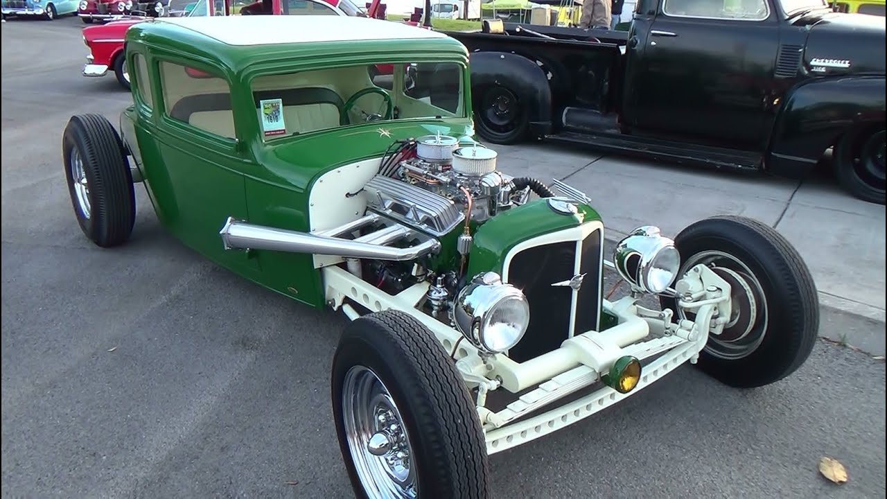 1932 Chevrolet Hot Rod Street Rod Nationals South Plus ...